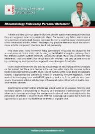 Master Personal Statement Clinical Research Degree Sample