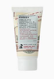 <b>Крем</b> для рук <b>Korres увлажняющий</b> с маслом миндаля и ...