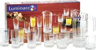 <b>Набор питьевой LUMINARC</b> ELYSEES кувшин и 12 стаканов в ...