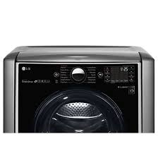 LG Front Load Washer with Steam - 6.0 cu. ft. - Graphite steel ...