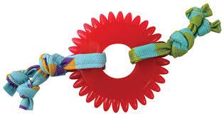 "<b>Petstages игрушка для</b> кошек Dental ""ОРКА колесико"""