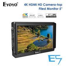 <b>Eyoyo E5 5Inch</b> 1920x1080 FHD 4K IPS Gimbals Stabilizer Monitor ...