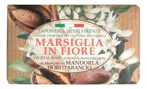 Купить <b>мыло Marsiglia In Fiore</b> Almond &amp; Orange Blossom ...