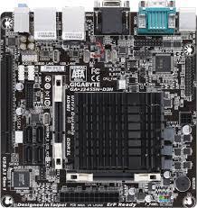 ROZETKA   <b>Материнская плата Gigabyte GA-J3455N-D3H</b> (Intel ...