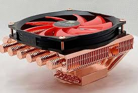 Процессорный <b>кулер Thermalright AXP-100</b> C65 щеголяет ...