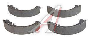 21013502090 <b>Колодки тормозные</b> ВАЗ-2101 <b>задние</b> (4шт.) ADR ...