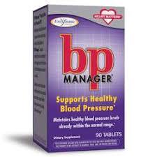 Enzymatic Therapy <b>BP Manager</b> - <b>90 Tablets</b> - eVitamins.com