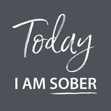 Today I Am Sober