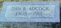 Dan R. Adcock Added by: Crystal Truman - 21673502_128356692636
