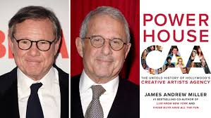 inside the saga secrets and of caa exclusive book excerpt michael ovitz left and ron meyer