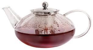 Купить Taller <b>Заварочный чайник</b> Эринтон TR-1372 <b>1</b>,25 л ...