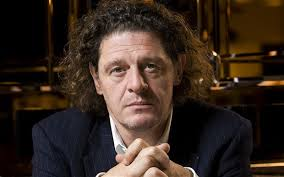 Marco Pierre White has criticised the poor quality of food served by British pubs, saying improving it could be the key to saving them from closure. - MarcoPierreWhite_2690009b
