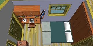 Sq  Ft  Quixote Cottage Tiny Cabin Designquixote village community tiny house plans