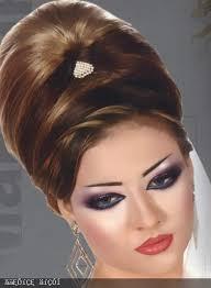 تسريحات شعر العرائس images?q=tbn:ANd9GcR