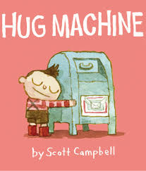 interview scott campbell author illustrator of hug cvr9781442459359 9781442459359 hr