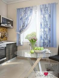 Классические шторы tessa цвет: синий <b>томдом</b> из портьерной ...