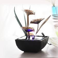 Декоративные домашние <b>фонтаны фонтан</b> лотоса изделия из ...