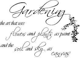 Gardening Quotes - Paperblog