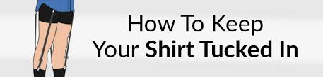 What Are <b>Dress Shirt Stays</b> | How To Keep Your Shirt Tucked In All ...