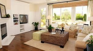 contrast black white living room
