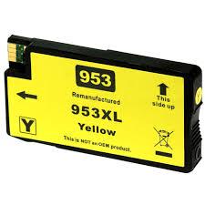 <b>Картридж T2 IC-HF6U18A XL</b> Yellow (аналог HP F6U18AE ...