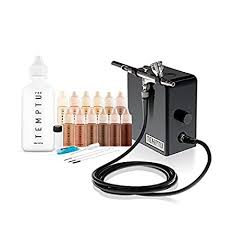 Temptu Pro Plus Premier Airbrush Kit: Premium Beauty - Amazon.com
