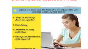 finance coursework help finance coursework help