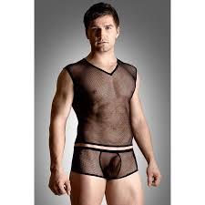 <b>Костюм</b>-<b>сетка мужской</b> от компании SoftLine, цвет черный ...