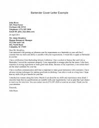 cover letter bar view more cover letter examples