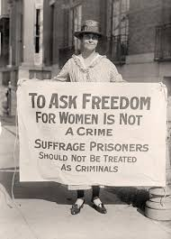 inspirational women that changed the world we call home mary winsor protests the imprisonment of suffrage protestors in washington d c 1917