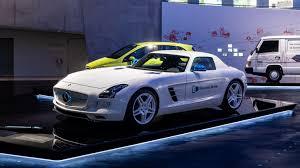 <b>Mercedes</b>-<b>Benz SLS AMG</b> Coupé Electric Drive.
