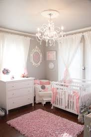 grey and pink baby girl nurseries chic pink chandelier pink
