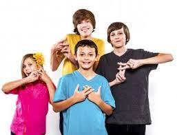 Image result for asl kids