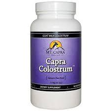 Buy Mt. <b>Capra</b>, <b>CapraColostrum</b>, <b>Goat</b> Milk Colostrum, 174 g Online ...