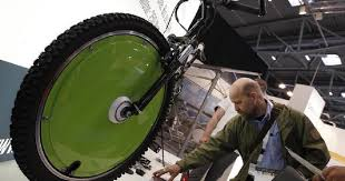 Dutch start-up to release <b>solar</b>-<b>powered</b> electric <b>bike</b> in 2018 ...