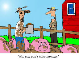 telecommuting isn t for everyone viralsocialbuzz telecommute
