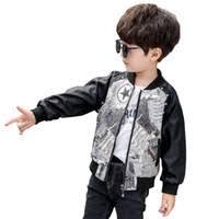Kids Boy <b>Leather Jacket</b> Australia