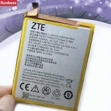 New 2540mAh <b>Li3925T44P8h786035 Battery For ZTE</b> Blade V7 Z10 ...