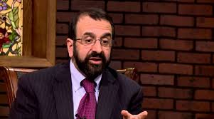 Image result for Photo of Robert Spencer with Michael Voris CHURCH MILITANT TV