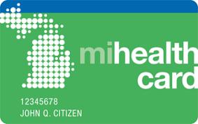 MDHHS - The mihealth <b>card</b> - State of <b>Michigan</b>
