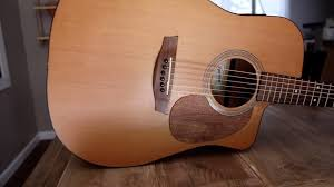 How to make an Acoustic <b>Guitar Pickguard</b> | Made by Mitch