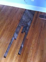How To Replace A Kitchen Floor How To Repair Hardwood Floors The Craftsman Blog