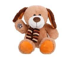 Щенок Дружок 23 см <b>Fluffy Family</b> — купить в Москве в интернет ...