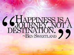 there s more to life than being happy five things more important ben sweetland quote