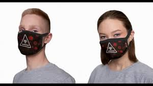 "<b>Лицевая маска</b> с принтом ""Coronavirus"" - YouTube"