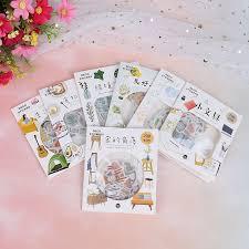 <b>40Pcs</b>/<b>pack</b> Kawaii Happy Life Decor <b>Diary</b> DIY Stickers Stationery ...