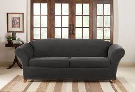image description image description black furniture covers