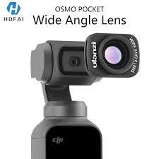 <b>Ulanzi</b> OP-5 <b>Large Wide</b>-<b>Angle</b> Lens for DJI Osmo Pocket ...