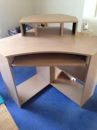 beech corner desk office furniture equipment cat 2 office lighting
