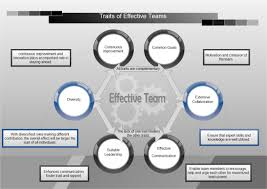 simple interrelationship diagram maker   make great looking    effective team traits